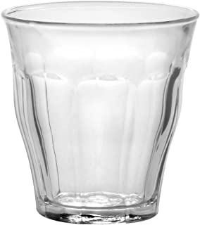 Duralex - Picardie Clear Tumbler 4.3 Ounce Set Of 6