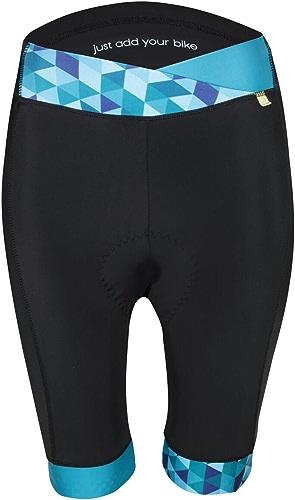 Polaris Bikewear Vision courte de Cyclisme sur Route pour Femme