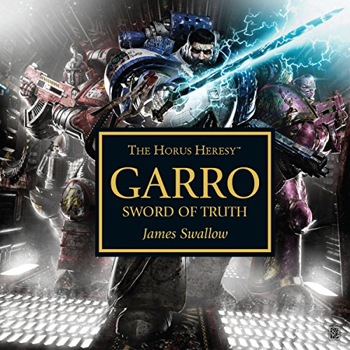 Garro: Sword of Truth audiobook cover art