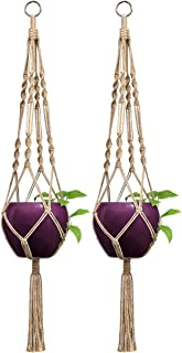 Best hanging plant rope Reviews