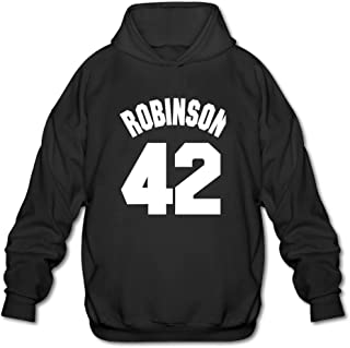 Brooklyn Dodgers Jackie Robinson Men's Fashion Hoodies Pullover