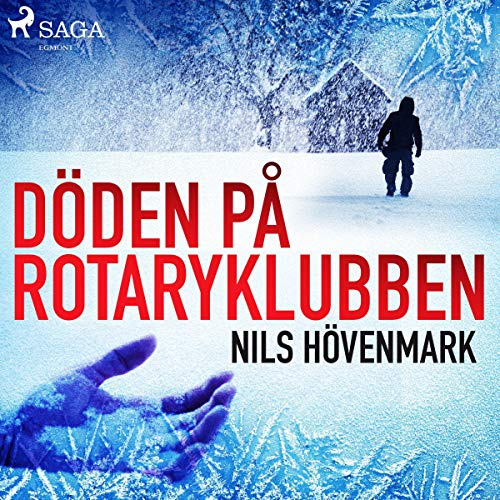 Döden på Rotaryklubben audiobook cover art