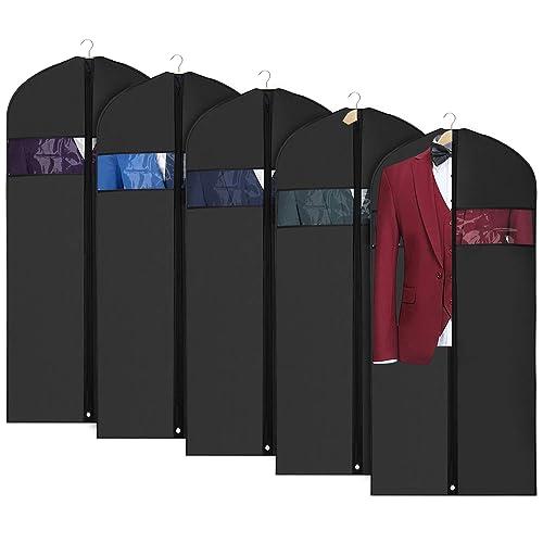 deff15966e72 Univivi Garment Bag Suit Bag for Storage and Travel 43 inch