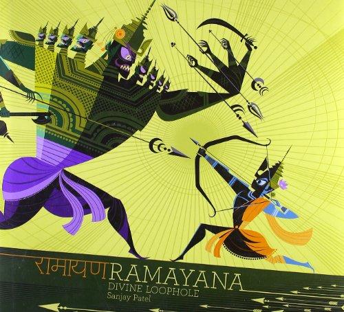 Ramayana: Divine Loophole (Hindu Mythology Books, Books on Hindu Gods and Goddesses, Indian Books for Kids)