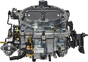A-Team Performance 1902R Remanufactured Rochester Quadrajet Carburetor 750 CFM 4MV Compatible With 1974-1978 GM Chevrolet Chevy Carb
