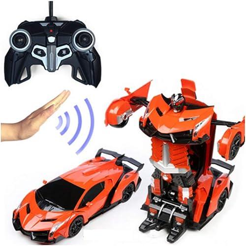 tienda Control remoto inalámbrico Deformación Robot Robot Robot Deformación Juguete Coche Inducción Deformación Coche Control remoto Coche Niños Juguete Robot de coche 3-6 años de edad 5 años de edad 8 años de edad  hasta 42% de descuento