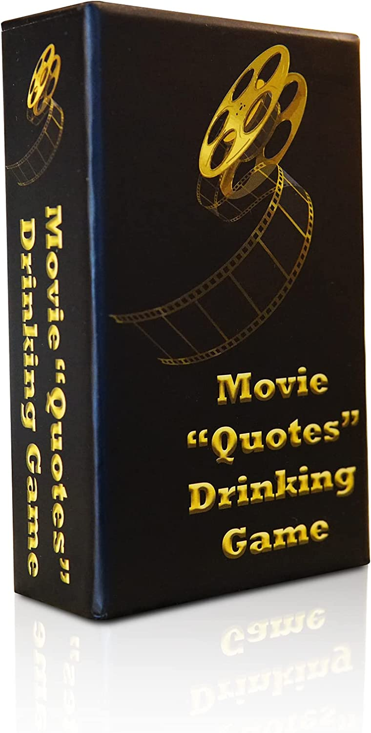 23. Movie Quotes Drinking Game