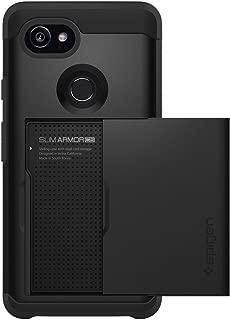 Spigen Slim Armor CS Designed for Google Pixel 2 XL Case (2017) - Black