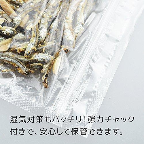 長崎旬彩出島屋『アーモンド小魚』