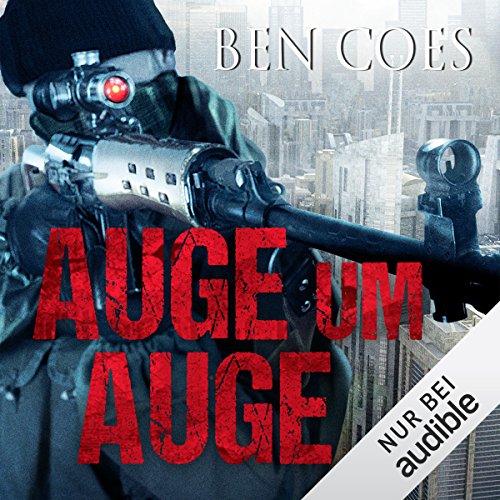 Auge um Auge audiobook cover art