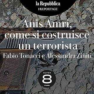 Anis Amri, come si costruisce un terrorista copertina