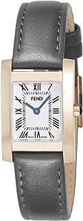 [フェンディ] 腕時計 CLASSICO TANK F114500301 レディース 並行輸入品 グレー