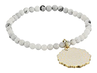 Alex and Ani Crown Chakra Stretch Bracelet (Gold) Bracelet