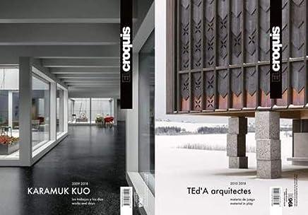 Karamuk Kuo Architekten 2009/2018 - TedA Arquitectes 2010/2018: Karamuk Kuo Architekten 2006-2018 : TedA Arquitectes 2010-2018 [2 Volumi]