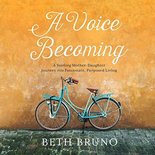A Voice Becoming audiobook cover art