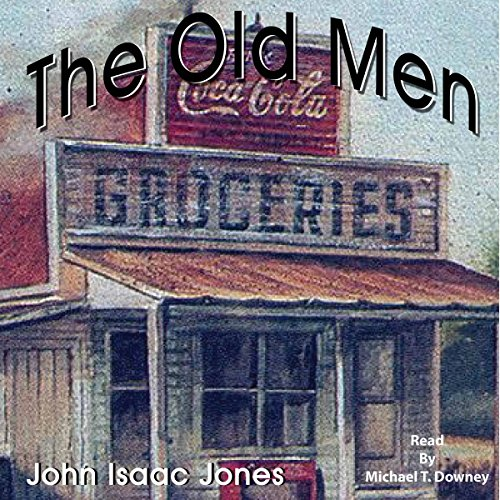 The Old Men audiobook cover art