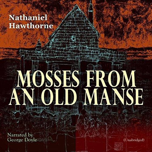 Mosses from an Old Manse audiobook cover art