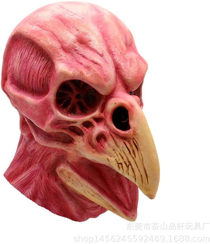grandes precios de descuento Circlefly MásCochea de Cabeza de pájaro pájaro pájaro de Sangre cráneo Halloween Horror Thriller MasCochea de Fiesta de Pascua másCochea  echa un vistazo a los más baratos