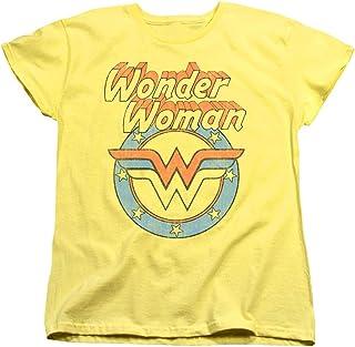 Popfunk Wonder Woman Officially Licensed T-Shirt &
