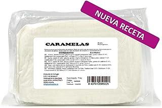 Caramelas, Pasta Portuguesa (Blanco) - 1000 gr.