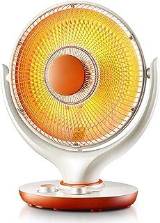 Radiador eléctrico MAHZONG Heater Home Desktop Office Cabezal de Sacudida Silencioso Calentamiento Timing