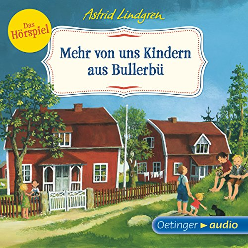 Mehr von uns Kindern aus Bullerbü cover art