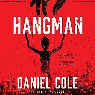 Hangman audiobook cover art