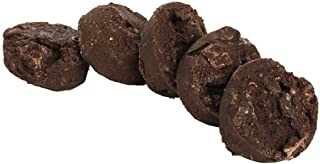 Otis Spunkmeyer Sweet Discovery Lovers Double Chocolate Brownie Cookies Dough, 1.33 Ounce -- 240 per case.