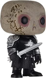 """Funko Pop! Game of Thrones - The Mountain (Unmasked) 6"""", Multicolor"""