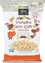 365 Everyday Value, Popcorn, Pumpkin Spice Latte, 4 oz