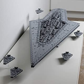 Vonado Star Wars Super Star Destroyer, Executor Class Star Wars Armada Star Dreadnought Building Kit MOC Model Toys Gift to Friends Boys and Adults (7284 PCS)