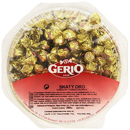 Gerio Skaty Gerio Bombón Crujiente - 750 gr