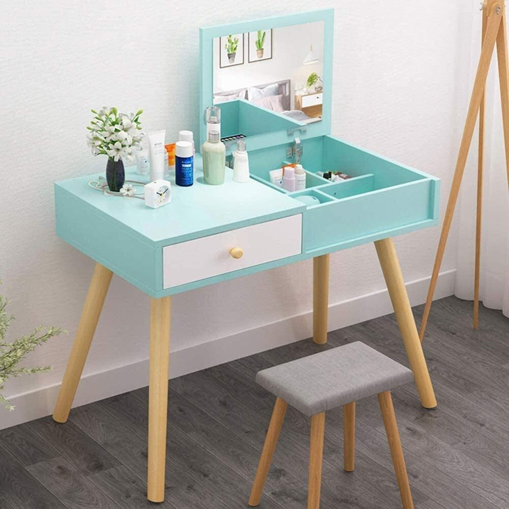 67% OFF of fixed price ZHZH Exquisite Dressing Table Popular popular 2-in-1 with Vanity Set Cushi
