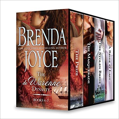 Brenda Joyce The de Warenne Dynasty Series Books 4-7: An Anthology (The DeWarenne Dynasty)
