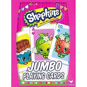 Shopkins Jumbo Playing Cards | Shopkin.Toys - Image 1