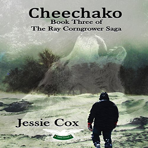 Cheechako audiobook cover art