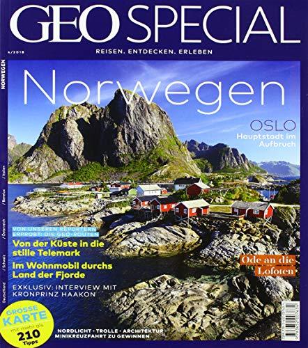GEO Special / GEO Special 04/2018 - Norwegen