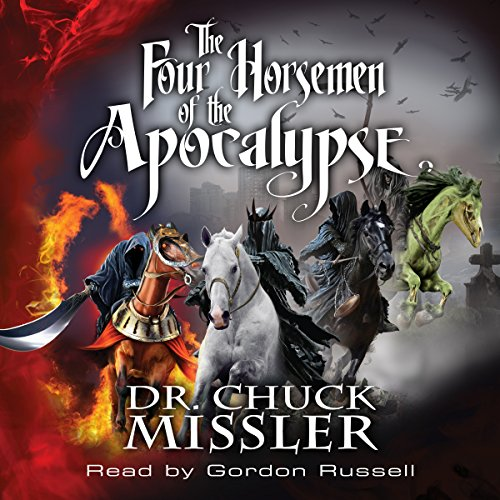 The Four Horsemen of the Apocalypse audiobook cover art