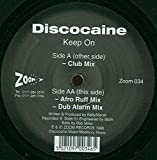 Keep on (Club/Afro Ruff/Dub Alarm Mixes) [VINYL]
