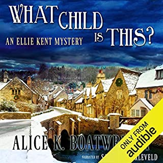 What Child Is This?                   By:                                                                                                                                 Alice K. Boatwright                               Narrated by:                                                                                                                                 Saskia Maarleveld                      Length: 6 hrs and 45 mins     47 ratings     Overall 4.4