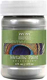 Modern Masters ME150-06 Metallic Silver, 6-Ounce