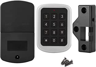 Password Code Lock, Electronic Password Code Lock Code Lock, Rust-Resistant Home Security System for Lockers Drawers