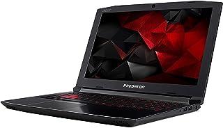 Acer Predator Helios 300 15.6インチ フルHD ゲーミングノートパソコンPC Intel Core i7-7700HQ NVIDIA GeForce GTX 1060 32GB RAM 256GB SSD Micro...