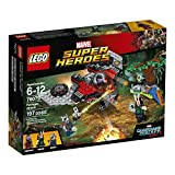 LEGO Marvel Super Heroes Ravager Attack 76079