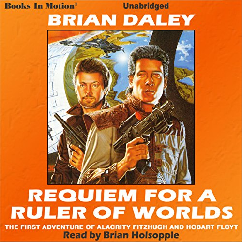 Requiem for a Ruler of Worlds cover art