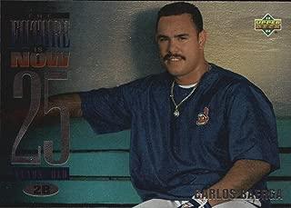 1994 Upper Deck #49 Carlos Baerga FUT MLB Baseball Trading Card