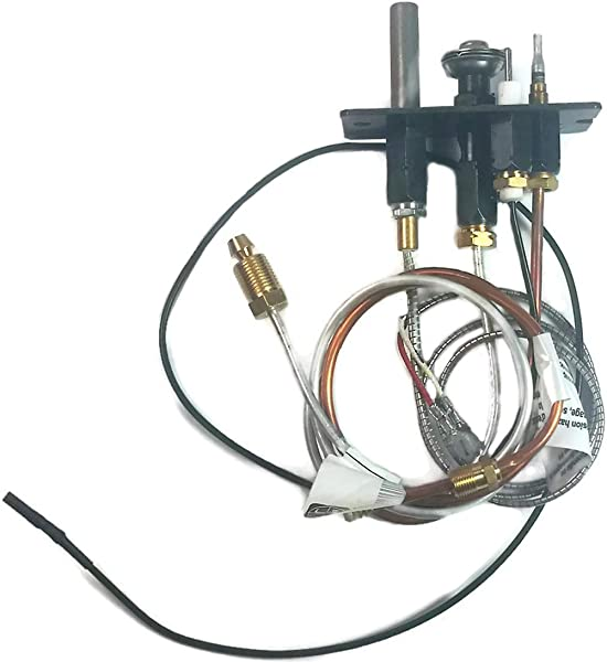 Majestic 10002264 Pilot Assembly NG Fireplace Replacement Part By Majestic Fireplaces