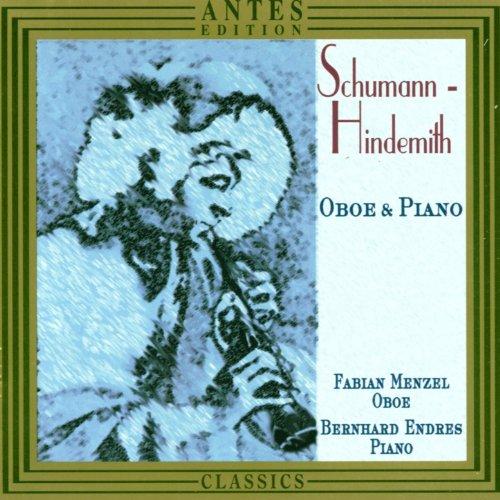Robert Schumann: Drei Romanzen fuer Oboe und Klavier op. 94 - I Nicht schnell