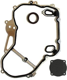 ROADFAR Timing Cover Gasket Set Kit for Saab Pontiac Saturn Oldsmobile Chevrolet Malibu Cobalt 2.0L 2.2L 00 01 02 03 04 05 06 07 08 09 10 11