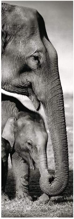 Diamond Painting by Max 68% Mail order OFF Number Kits Black White 80x220cm Fu Elephant